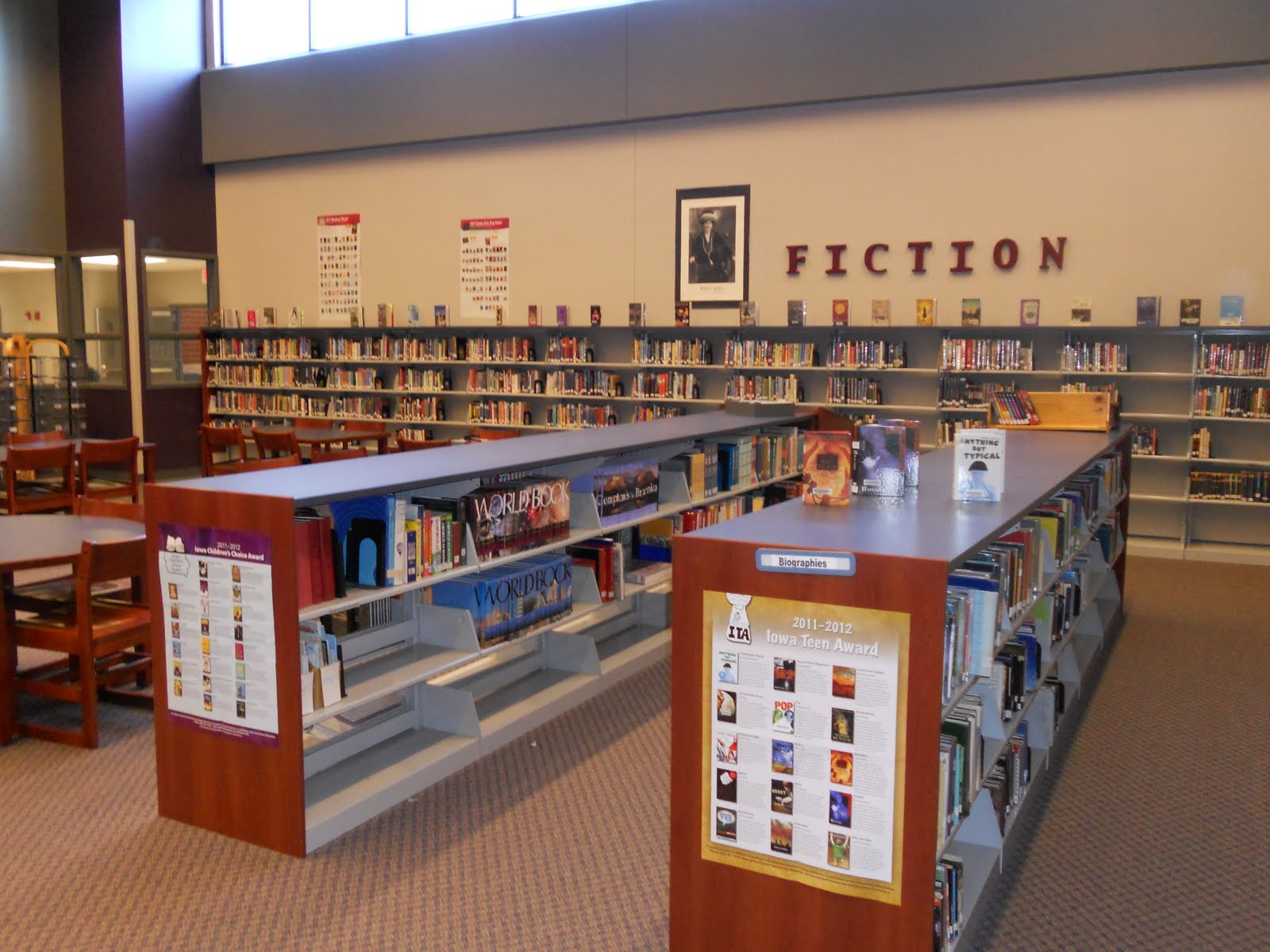 California State Library Sections & Organizational Chart