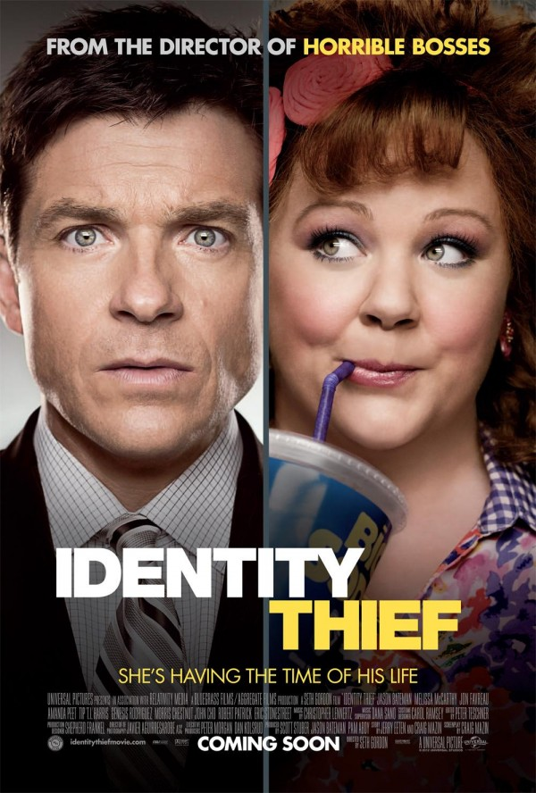 FREE IS MY LIFE: MOVIE REVIEW: Identity Thief
