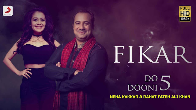 Fikar Lyrics  Do Dooni Panj  Rahat Fateh Ali Khan