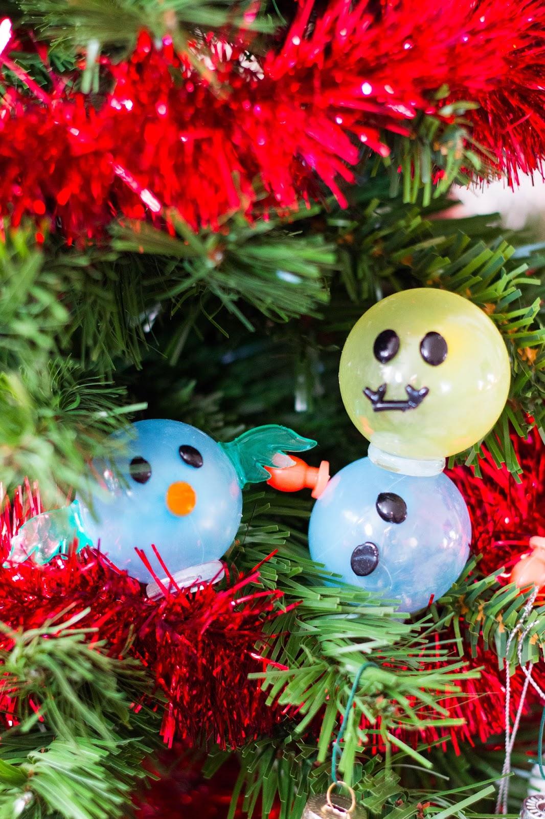 Toys Take Over Christmas
