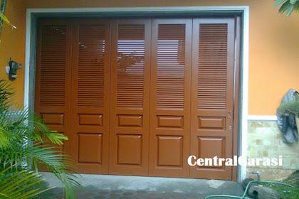 Jasa Pembuatan Pintu Garasi Besi Wina Di Kota Surabaya Jawa Timur Harga Terjangkau