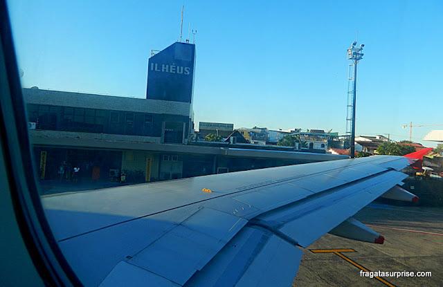 Ilhéus, Bahia, Aeroporto Jorge Amado
