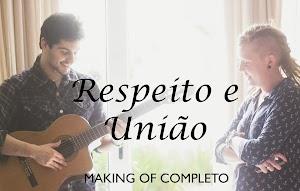 Tay Galega divulga making of completo da gravação do EP 'Respeito e União'