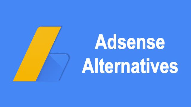 adsence alternatives