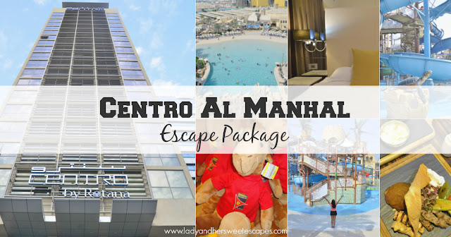 Centro Al Manhal hotel package