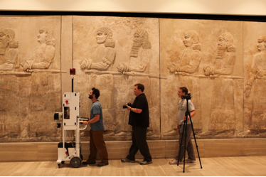 AWOL - The Ancient World Online: The Iraq Museum in Google