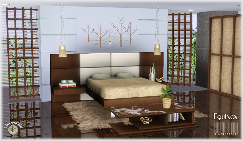 my sims 3 blog equinox bedroom set by simcredible designs 19706 | 2nk57rm