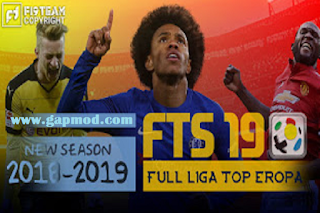 FTS19 Evolution Mod by PGpatch Apk Data