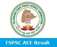 TSPSC AEE Result