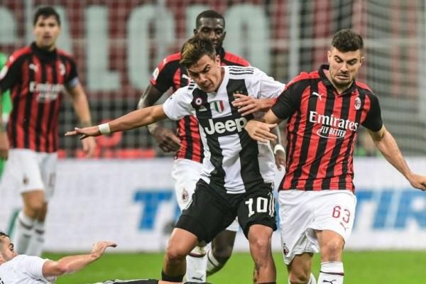 Menjamu AC Milan, Juventus Berpeluang Kunci Gelar Serie A Lebih Cepat