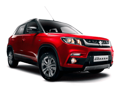 vitara brezza new model in 2016