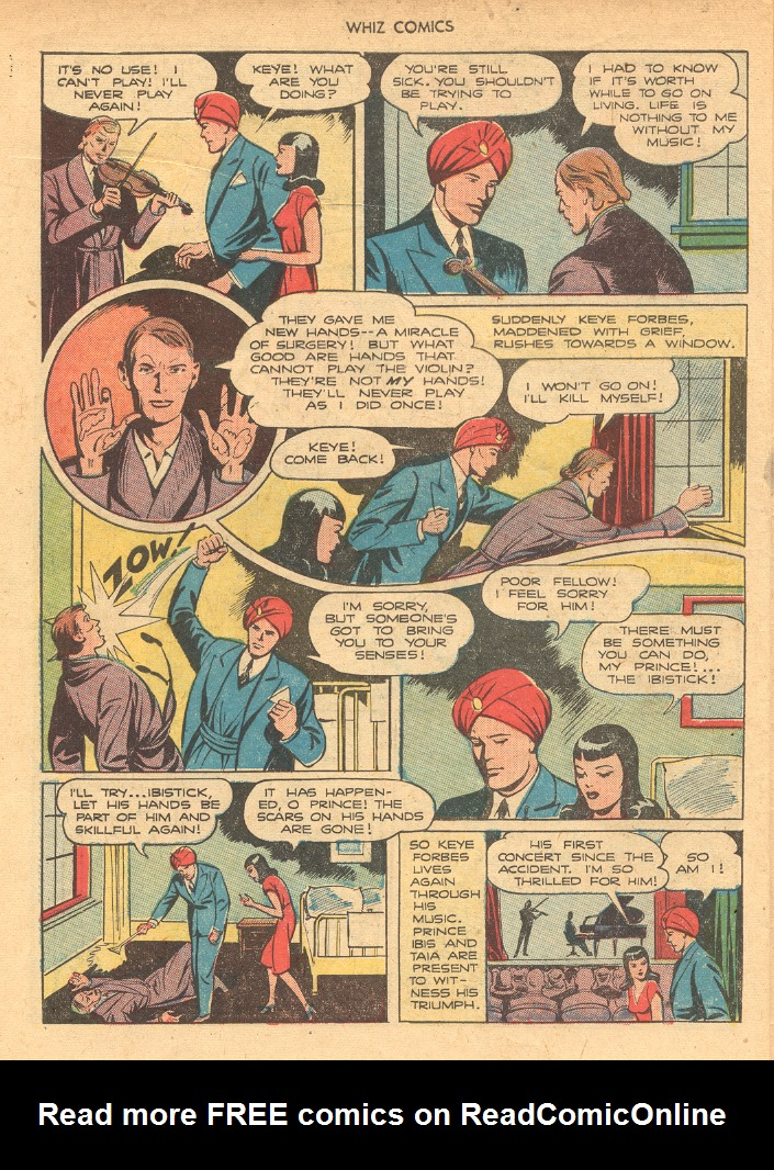 WHIZ Comics issue 66 - Page 30