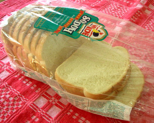 Wonder Bread after 10 months, no mold!