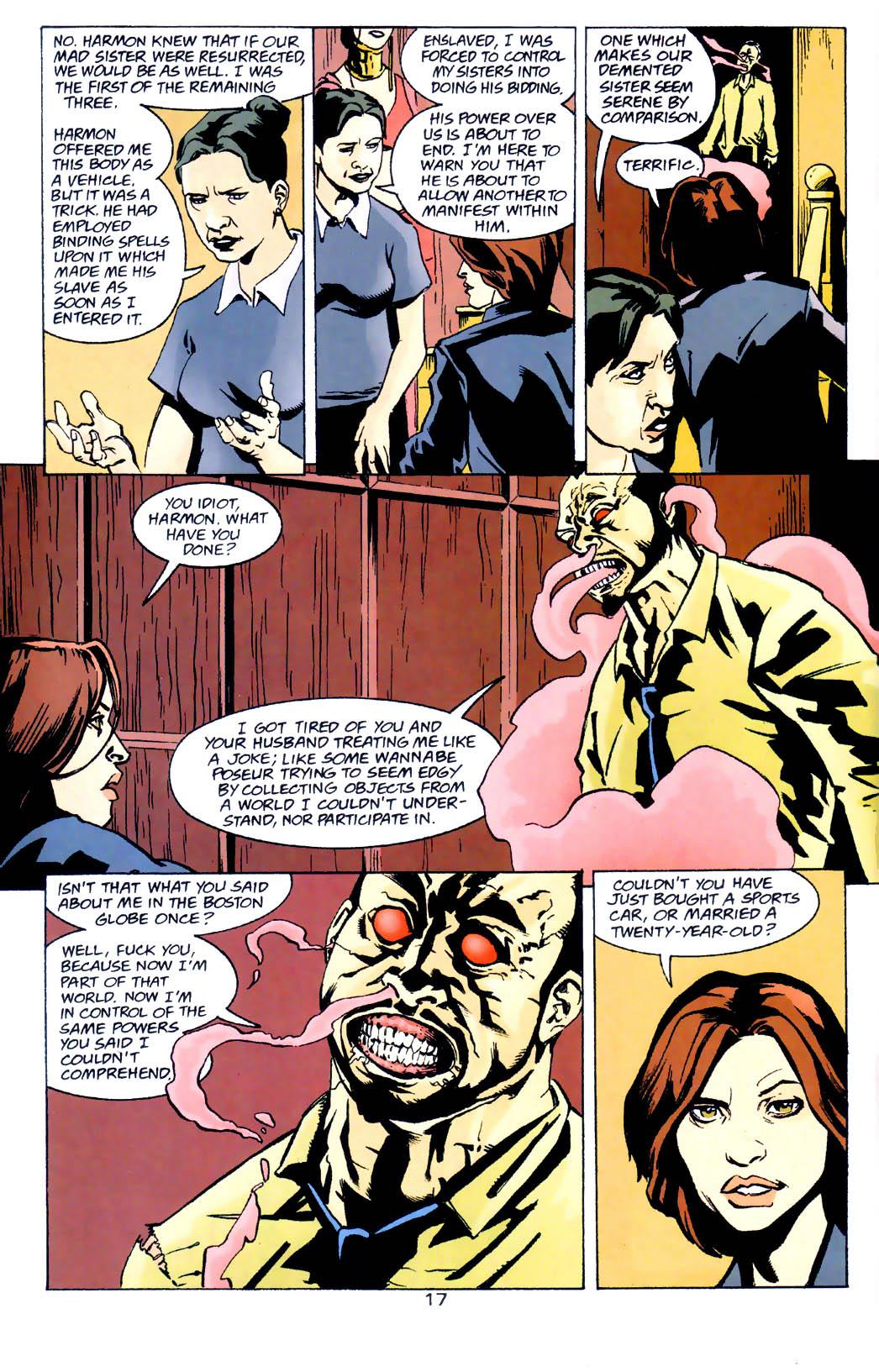 Read online Midnight, Mass comic -  Issue #6 - 18