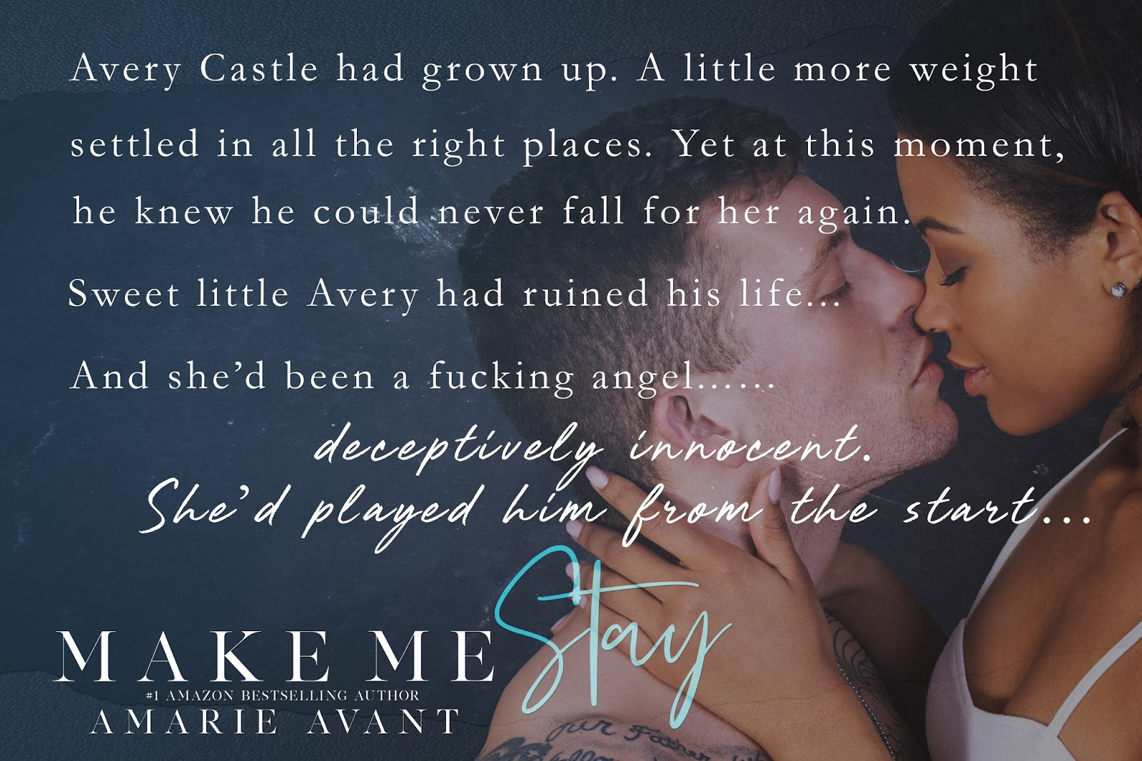 DormaineGblog: Make Me Stay: A Second Chance Romance is now live!