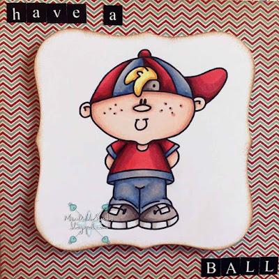 Bugaboo Kidlet Baseball Boy