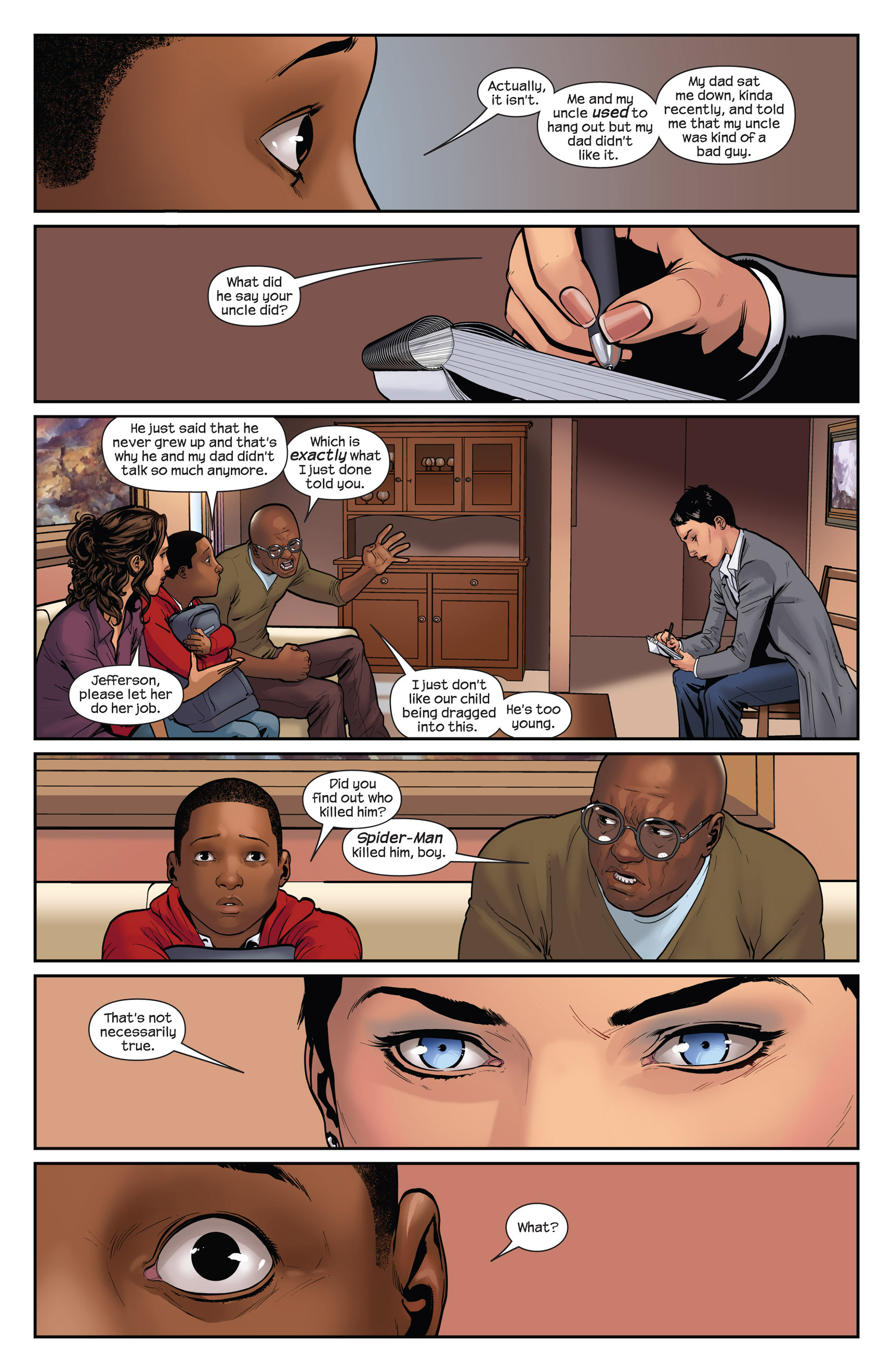 Read online Ultimate Comics Spider-Man (2011) comic -  Issue #15 - 11