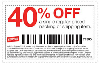 Staples printable coupons april 2018