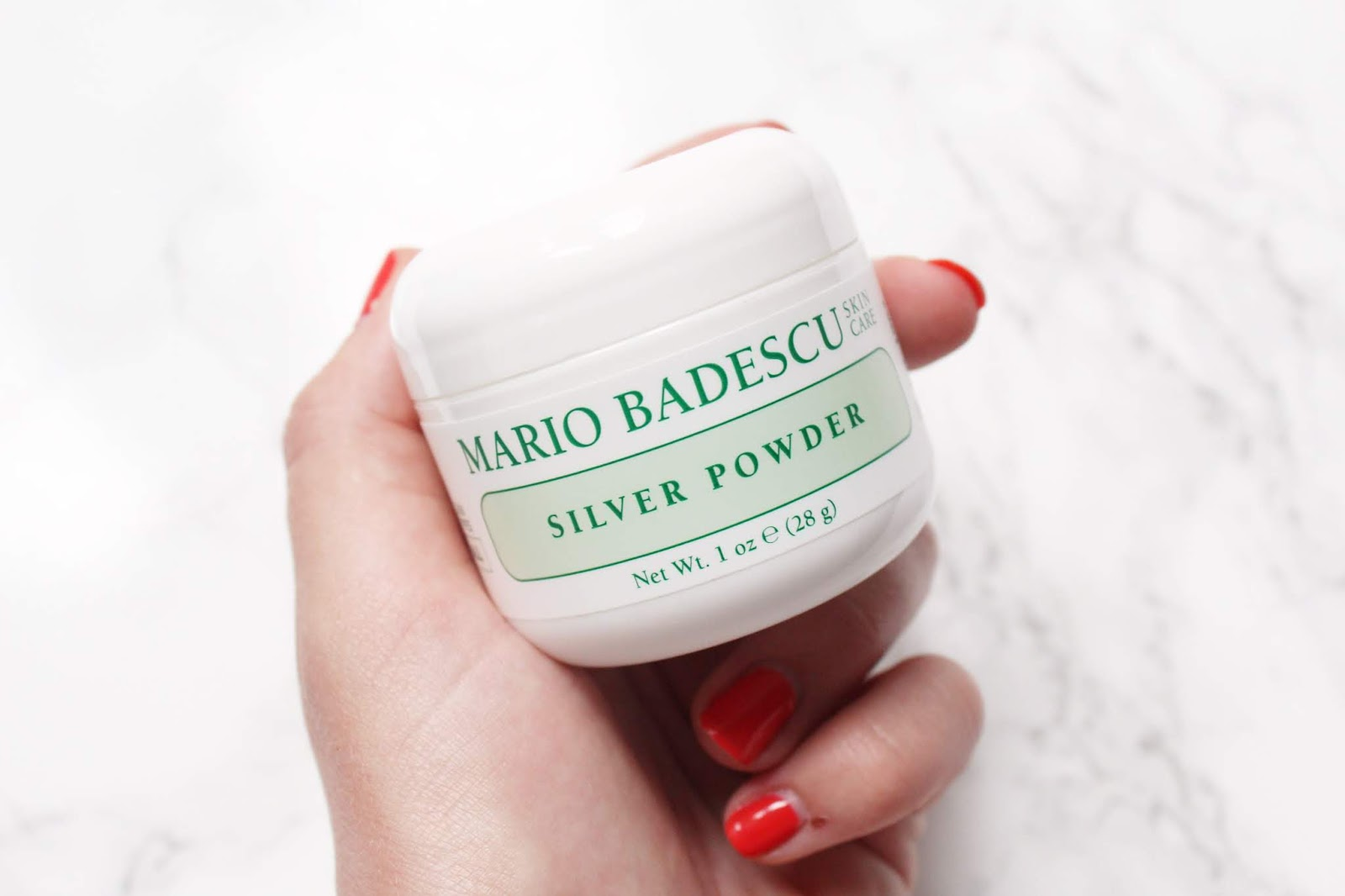 Mario Badescu Silver Powder Review