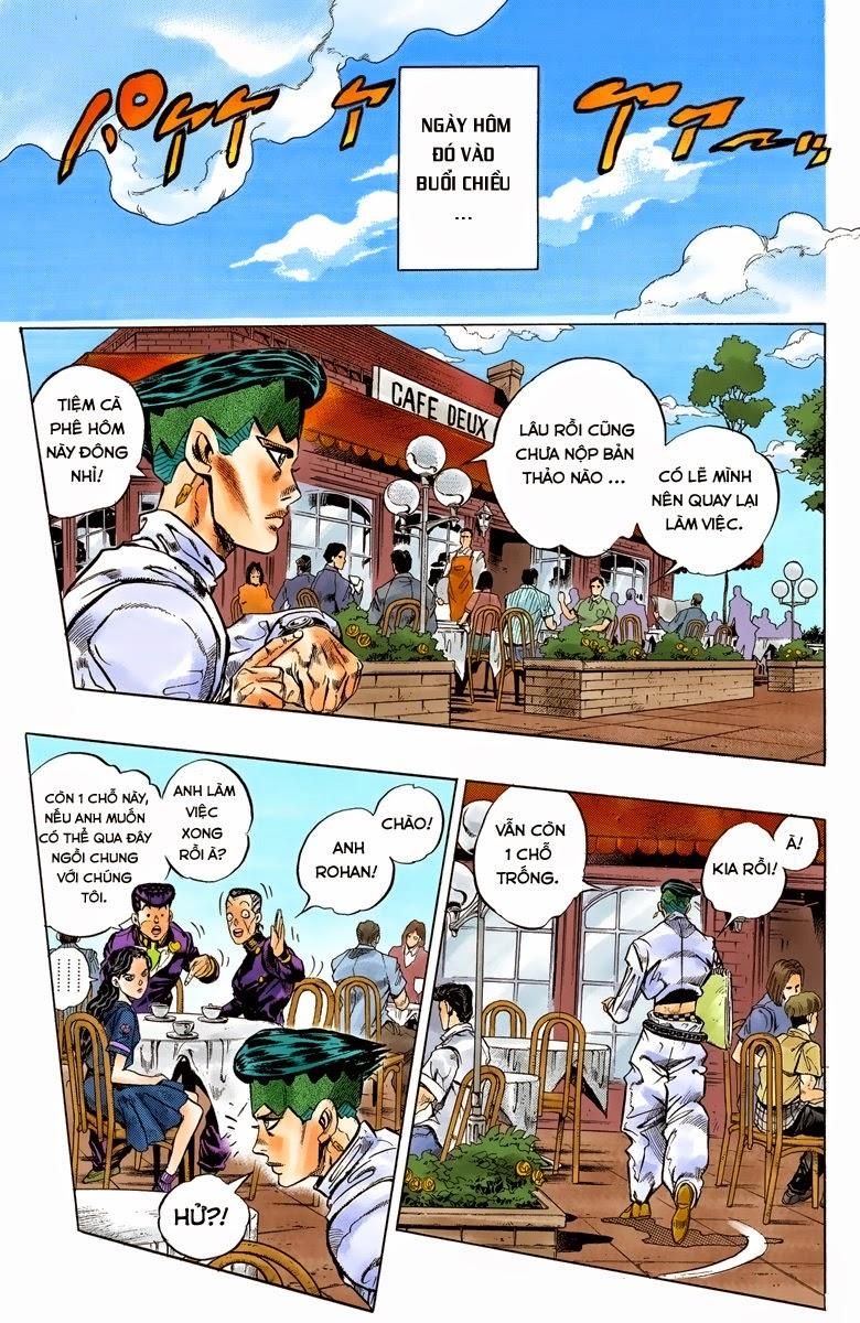 JoJo no Kimyou na Bouken Chap 372 - Truyen.Chap.VN