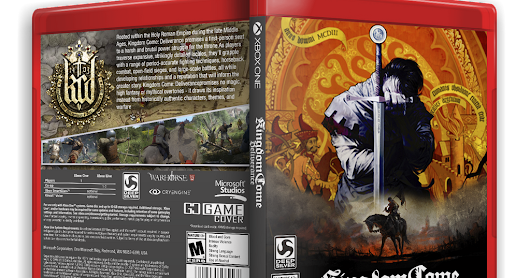 Capa Kingdom Come: Deliverance Xbox One