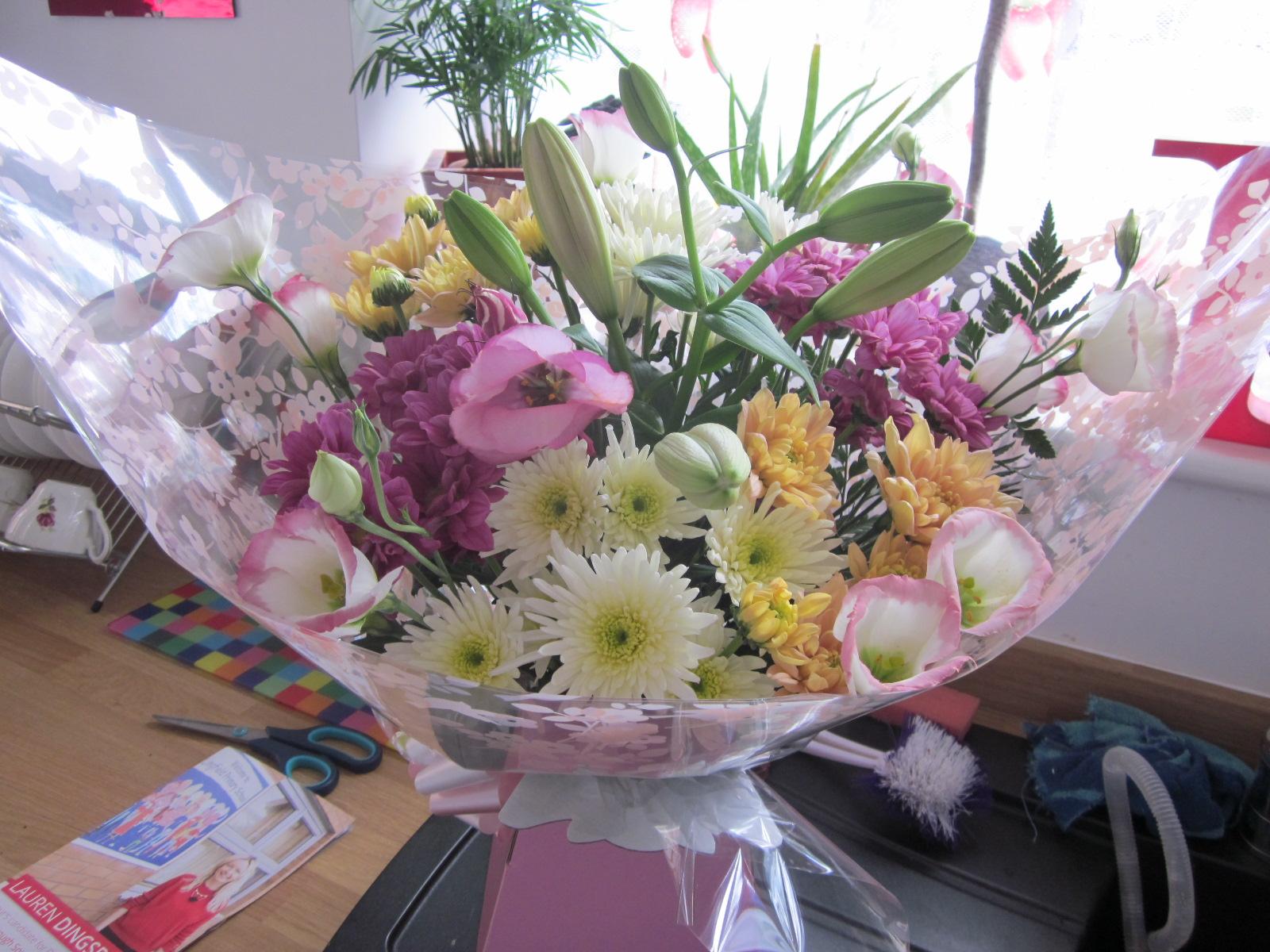North Yorkshires Craft Guru Beautiful Flowers