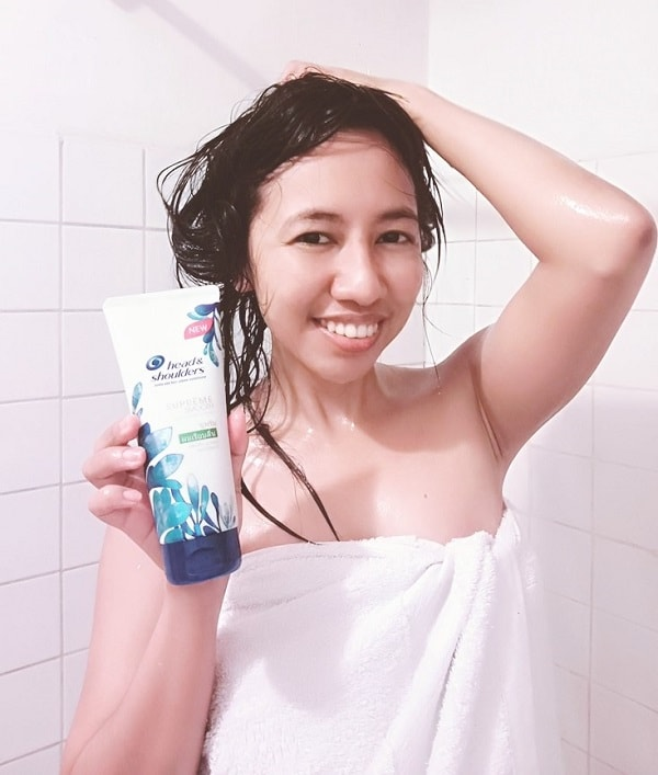 Head and Shoulders Suprême Smooth Review