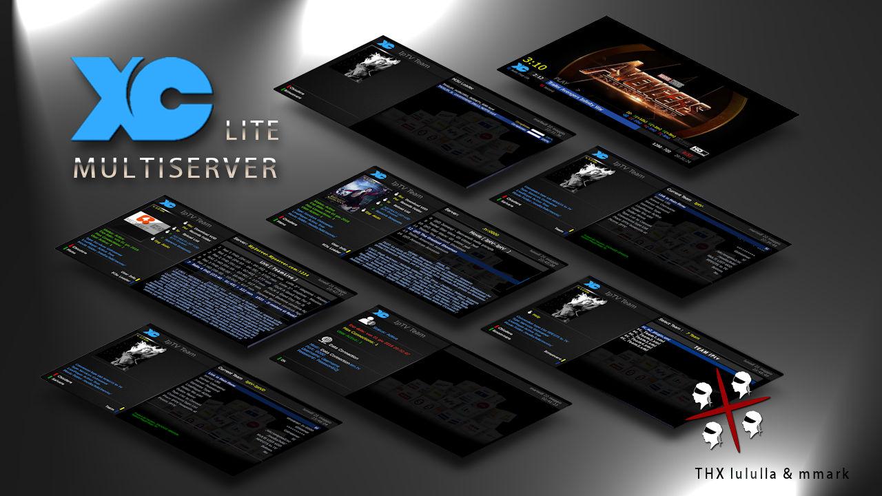 E2 Best Skin: XC Plugin Lite v1 0 MultiServer