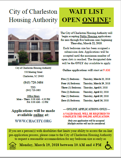 Trident Tech - Downtown: Public Housing Applications Open March 22