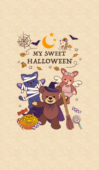 My Sweet Halloween