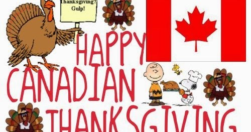 Thanksgiving 2016 Celebrations In Canada