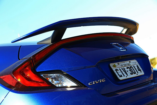 Honda Civic Si Brilliant Sporty Blue Metallic