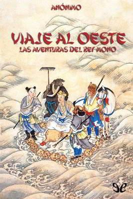 Portada libro viaje al oeste las aventuras del rey mono descargar pdf gratis