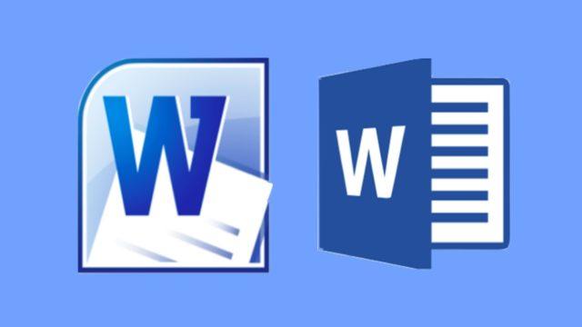 ¿Cuál es la diferencia entre un archivo .DOC y .DOCX?