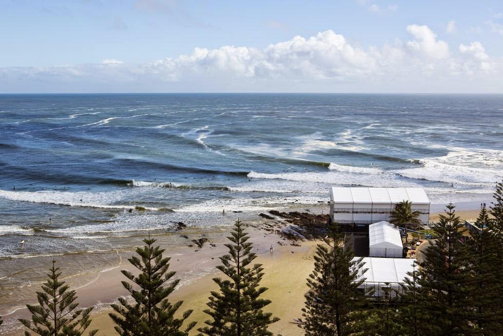 52 Quiksilver Pro Gold Coast 2015 Snapper Rocks Foto WSL Kelly Cestari