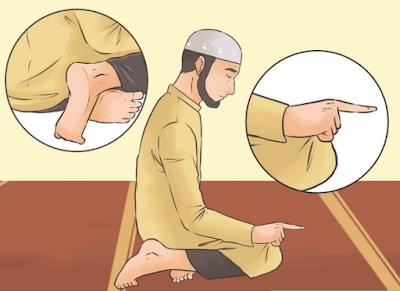 Doa-Doa Sholat Lima Waktu Sesuai tuntunan Sunnah