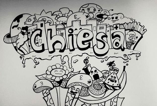 Koleksi Gambar Doodle Art Name