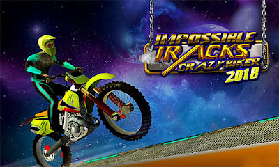 Impossible Tracks: Crazy Biker 2018