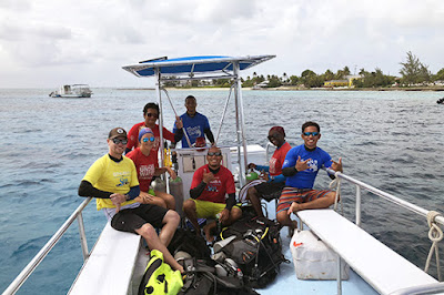 sea trek crew, grand cayman