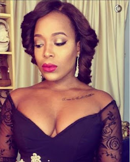 Popular Nigerian OAP 'Caught' Doing This S*xy Thing in Her Office (Video)