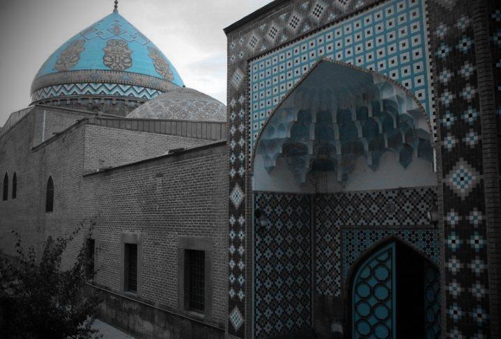 Ереван передал Ирану права на мечеть времен тюркского Эриванского ханства
