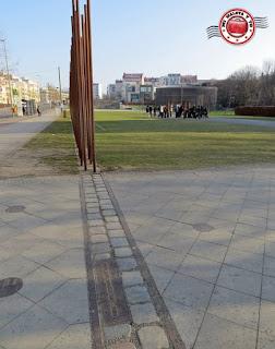 Memorial del Muro de Berlín - Zona B