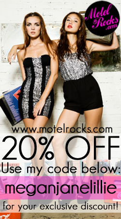 Motel Rocks Street Team Discount