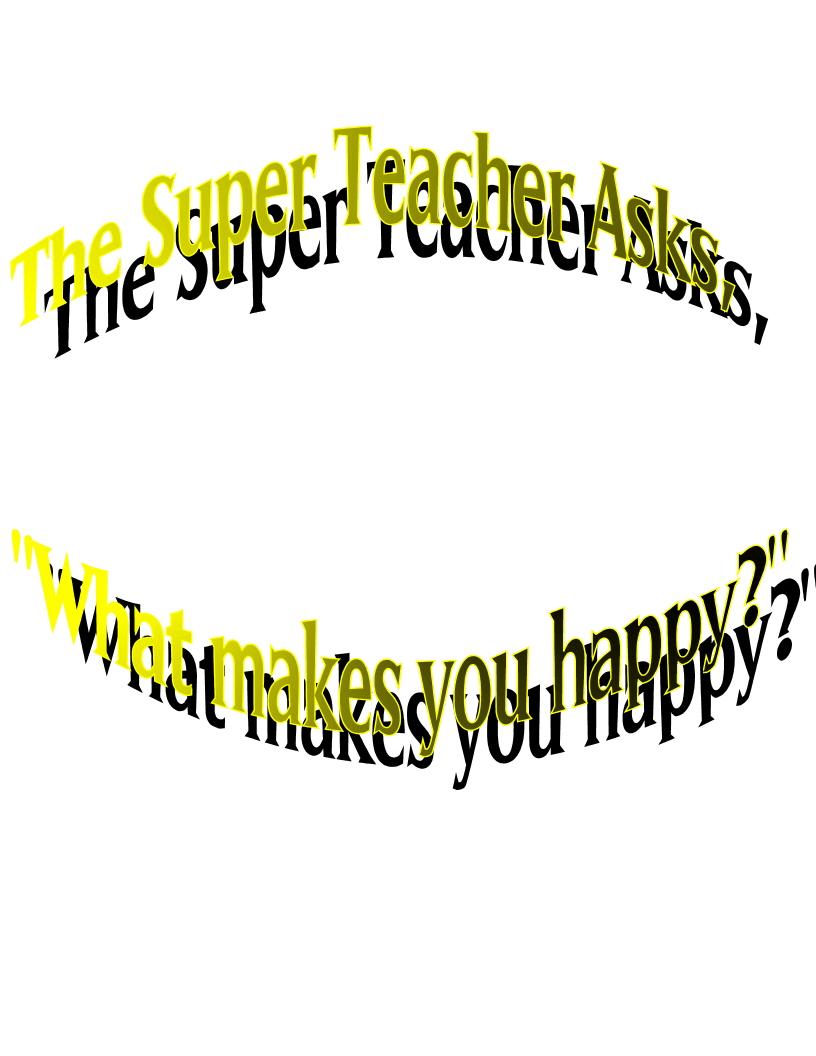my teacher is a superhero