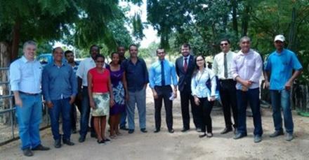 MPF reuniu-se com lideranças de dez comunidades quilombolas em Bom Jesus da Lapa (BA)