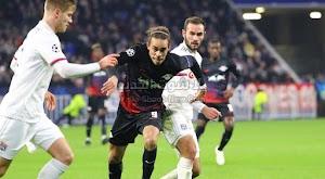 ليون يحقق التعادل الاجابي مع نادي لايبزيغ ويتاهل برفقته لدور ال 16 من دوري أبطال أوروبا