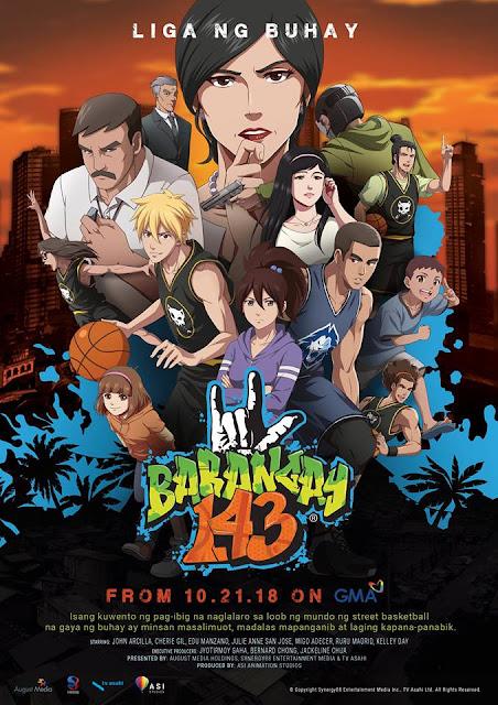 Barangay 143 Official Poster