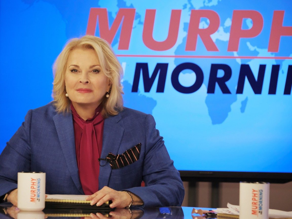 Murphy Brown - Season 11 Episode 01: Fake News