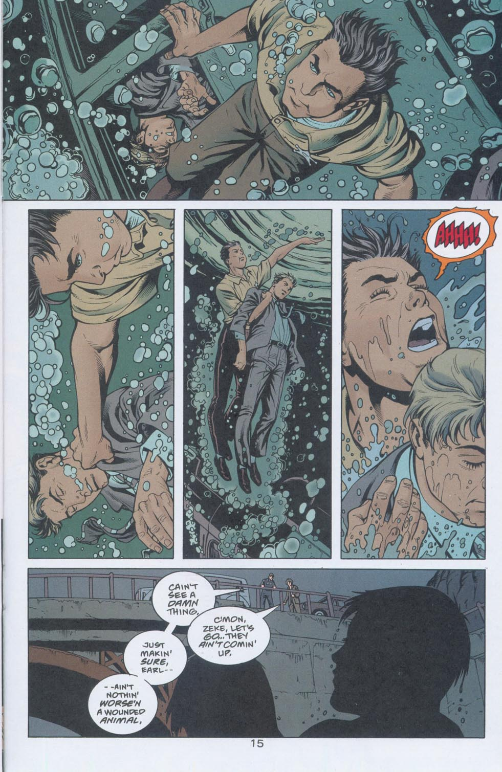 Read online American Century comic -  Issue #12 - 16