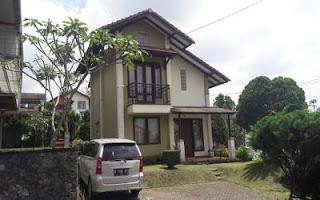 villa di bandung untuk keluarga